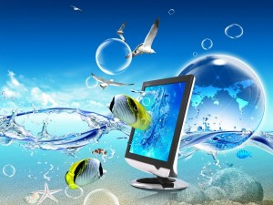 Screen-with-Swimming-Fish-Background-600x450